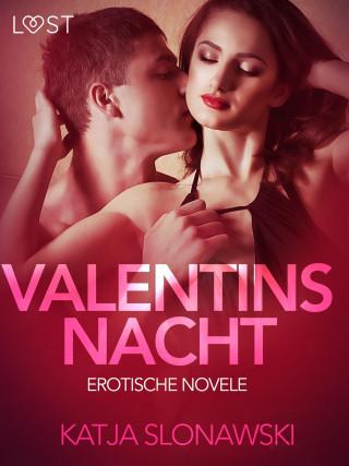 Katja Slonawski: Valentinsnacht: Erotische Novelle