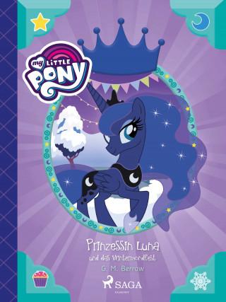 G. M. Berrow: My Little Pony - Prinzessin Luna und das Wintermondfest