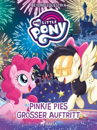 G. M. Berrow: My Little Pony - Beyond Equestria: Pinkie Pies großer Auftritt