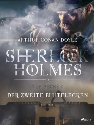 Sir Arthur Conan Doyle: Der zweite Blutflecken
