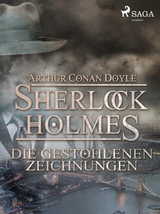 Sir Arthur Conan Doyle: Die gestohlenen Zeichnungen