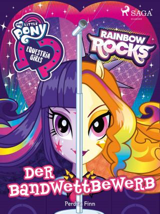 Perdita Finn: My Little Pony - Equestria Girls - Der Bandwettbewerb