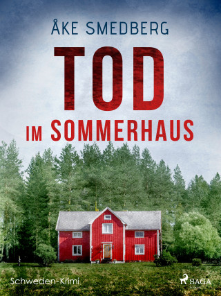 Åke Smedberg: Tod im Sommerhaus - Schweden-Krimi