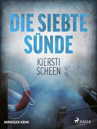 Kjersti Scheen: Die siebte Sünde - Norwegen-Krimi