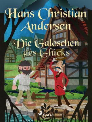 Hans Christian Andersen: Die Galoschen des Glücks