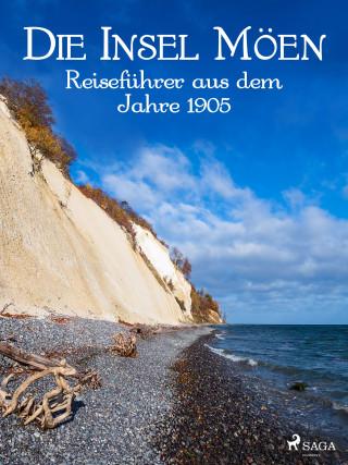 H. Hagerups. Verlag: Die Insel Möen - Reiseführer