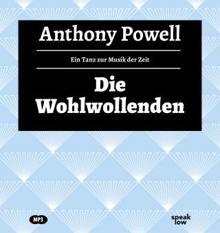 Anthony Powell: Die Wohlwollenden