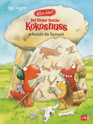 Ingo Siegner: Alles klar! Der kleine Drache Kokosnuss erforscht die Steinzeit