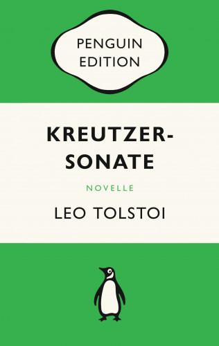 Leo Tolstoi: Kreutzersonate