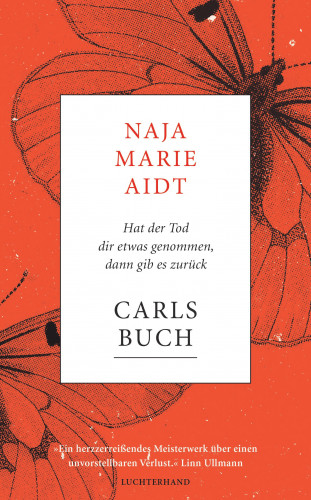 Naja Marie Aidt: Carls Buch