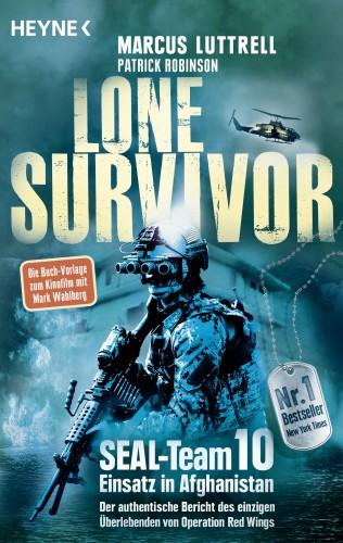 Marcus Luttrell, Patrick Robinson: Lone Survivor