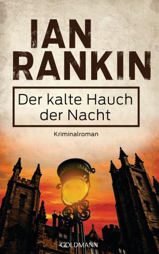 Ian Rankin: Der kalte Hauch der Nacht - Inspector Rebus 11