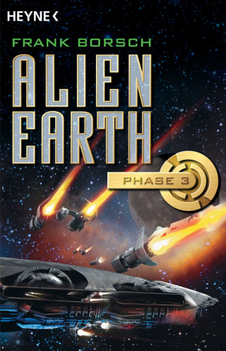Frank Borsch: Alien Earth - Phase 3