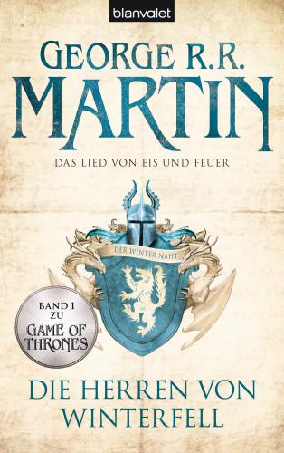 George R.R. Martin: Das Lied von Eis und Feuer 01