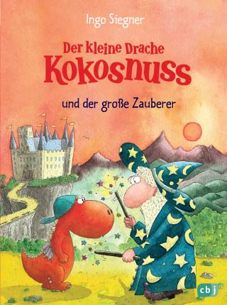 Ingo Siegner: Der kleine Drache Kokosnuss und der große Zauberer
