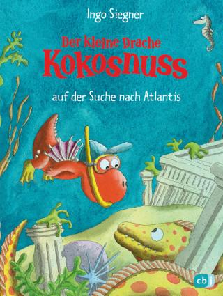 Ingo Siegner: Der kleine Drache Kokosnuss auf der Suche nach Atlantis