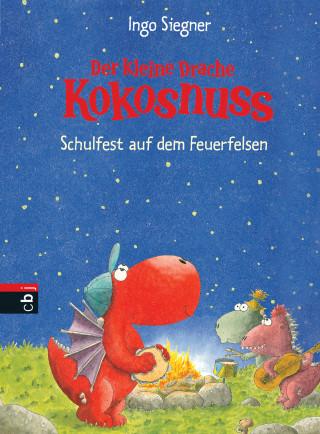 Ingo Siegner: Der kleine Drache Kokosnuss - Schulfest auf dem Feuerfelsen