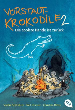 Sandra Schönbein, Neil Ennever, Christian Ditter: Vorstadtkrokodile 2 – Die coolste Bande ist zurück
