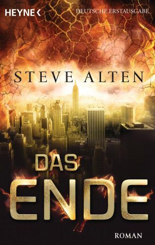 Steve Alten: Das Ende