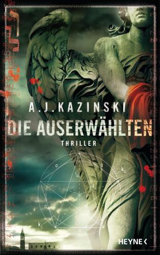 A. J. Kazinski: Die Auserwählten