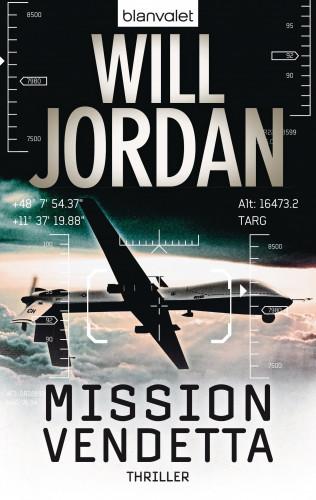 Will Jordan: Mission Vendetta