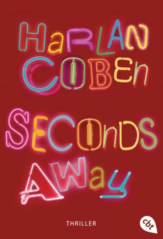 Harlan Coben: Seconds away