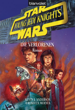 Kevin J. Anderson: Star Wars. Young Jedi Knights 3. Die Verlorenen