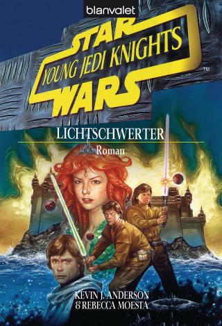 Kevin J. Anderson, Rebecca Moesta: Star Wars. Young Jedi Knights 4. Lichtschwerter