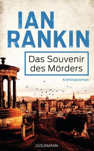 Ian Rankin: Das Souvenir des Mörders - Inspector Rebus 8