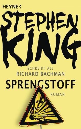 Stephen King: Sprengstoff