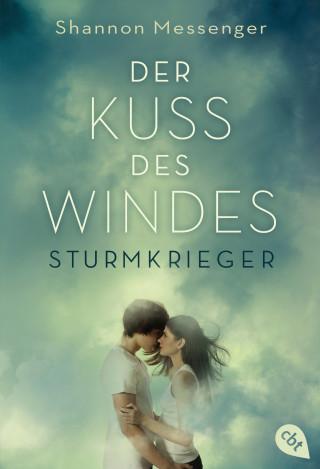 Shannon Messenger: Der Kuss des Windes - Sturmkrieger