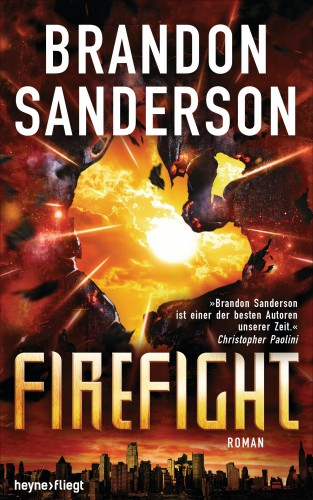 Brandon Sanderson: Firefight