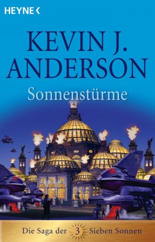 Kevin J. Anderson: Sonnenstürme