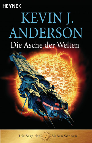 Kevin J. Anderson: Die Asche der Welten