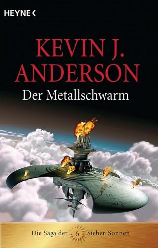 Kevin J. Anderson: Der Metallschwarm