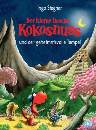Ingo Siegner: Der kleine Drache Kokosnuss und der geheimnisvolle Tempel