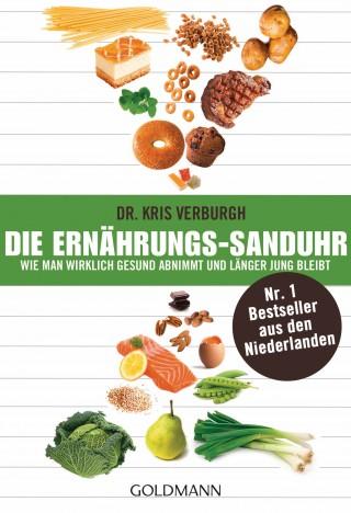 Dr. Kris Verburgh: Die Ernährungs-Sanduhr