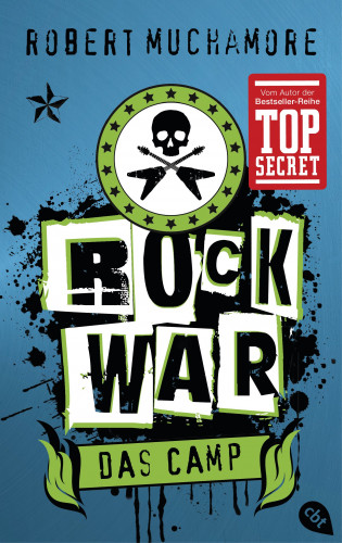 Robert Muchamore: Rock War - Das Camp