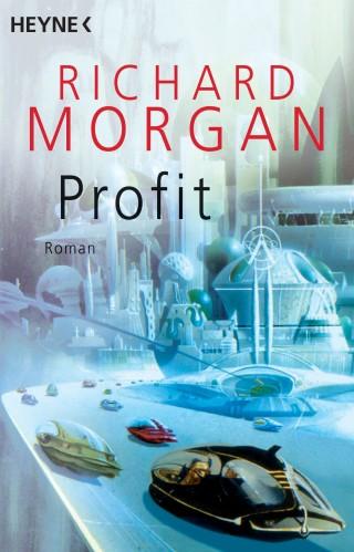 Richard Morgan: Profit