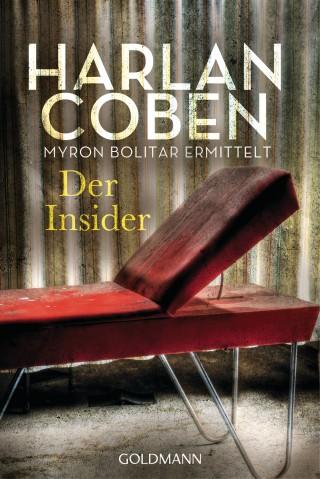 Harlan Coben: Der Insider - Myron Bolitar ermittelt