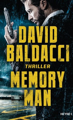 David Baldacci: Memory Man