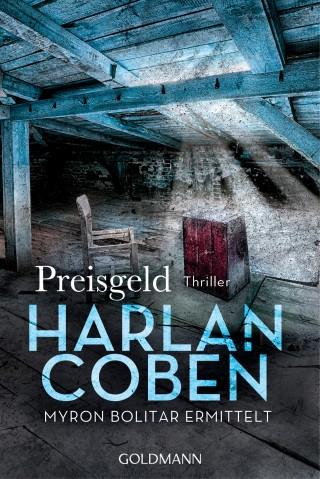 Harlan Coben: Preisgeld - Myron Bolitar ermittelt