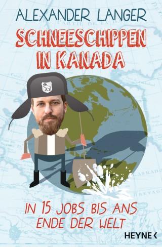 Alexander Langer: Schneeschippen in Kanada