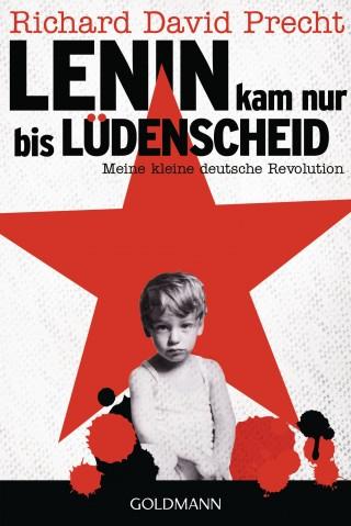 Richard David Precht: Lenin kam nur bis Lüdenscheid