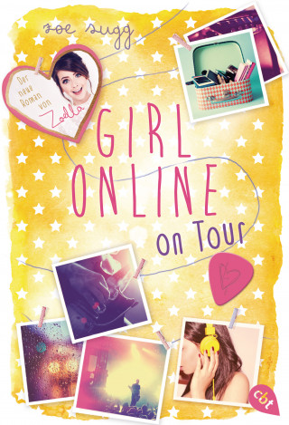 Zoe Sugg alias Zoella: Girl Online on Tour