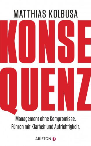 Matthias Kolbusa: Konsequenz!