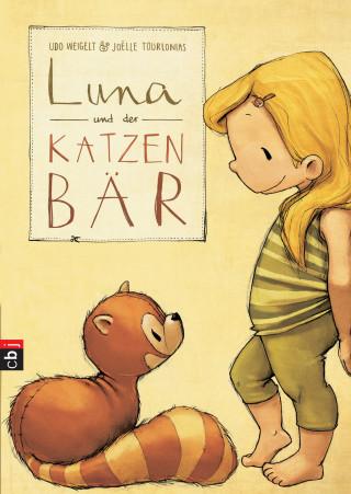 Udo Weigelt: Luna und der Katzenbär