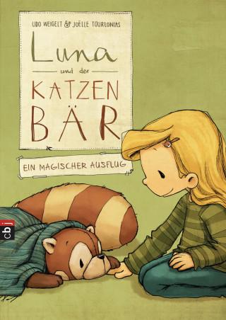 Udo Weigelt: Luna und der Katzenbär - Ein magischer Ausflug