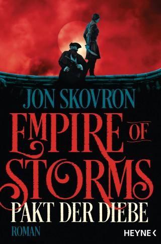 Jon Skovron: Empire of Storms - Pakt der Diebe