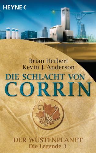 Brian Herbert, Kevin J. Anderson: Die Schlacht von Corrin